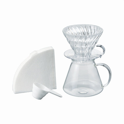 Simply Hario V60 Glass Brewing Kit