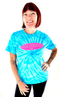 TLB Turquoise Tie-Dye Classic T