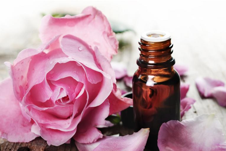 DIY Massage Oil Recipe for Valentine's Day - Or for any day of the year