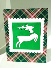Load image into Gallery viewer, Assorted Holiday Reindeer Cards