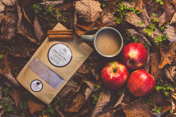 Hot Apple Chai Latte Blend