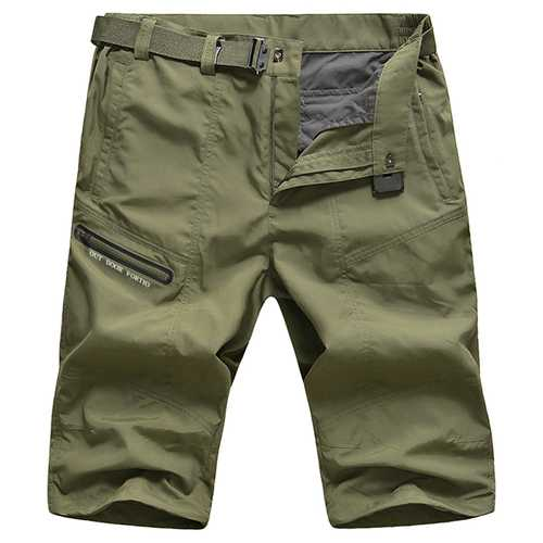 Men's Speedy Dry Knee Length Shorts