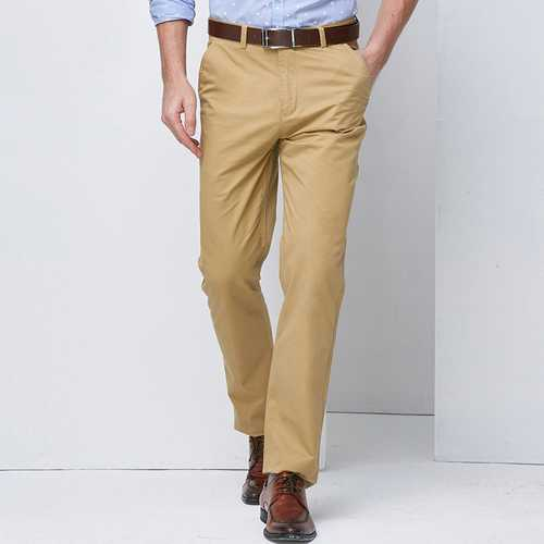 Business Cotton Modal Breathable Suit Pants for Men