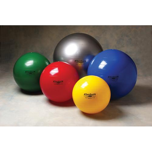 Thera-Band Exercise Ball- 34 - 85 Cm- Silver (Bagged)