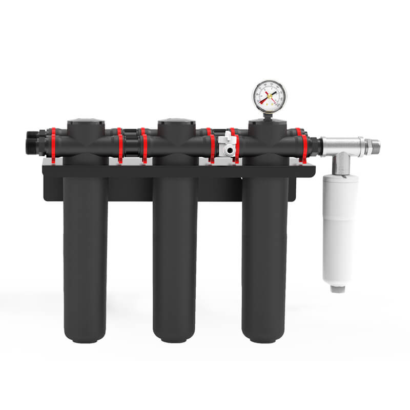 Multi Filtration Water Filter System for Commercial use, Foodservice
