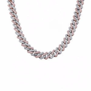 14 mm Premium Prong Chain - Mixed