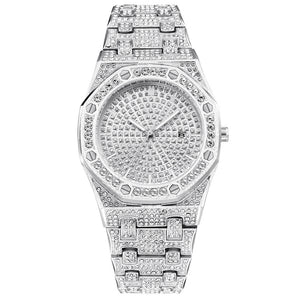 London Watch - White Gold