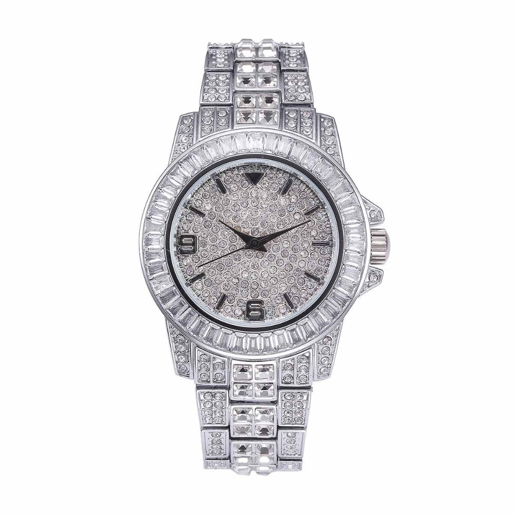 Milano watch - White Gold