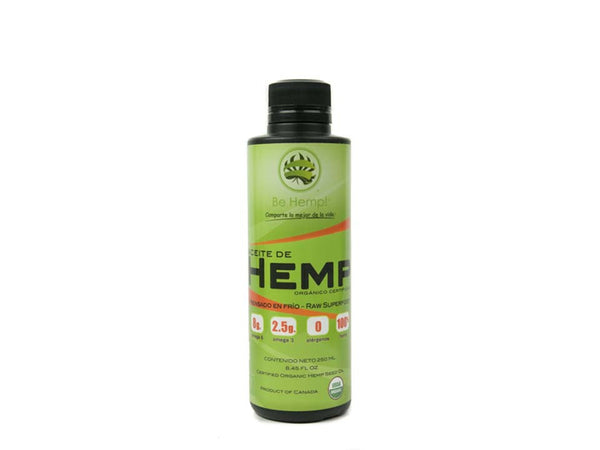 Hemp - Aceite 250ml