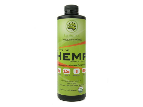 Hemp - Aceite 500ml
