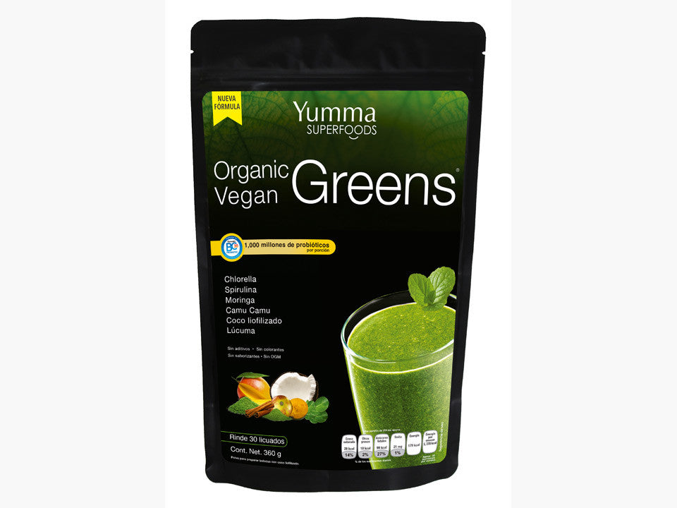 Superfood Blend Green 360 grs.