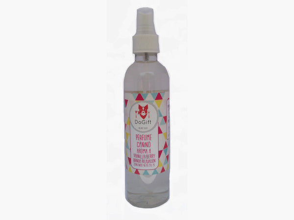 Perfume de Vainilla/Berry 250 ml.