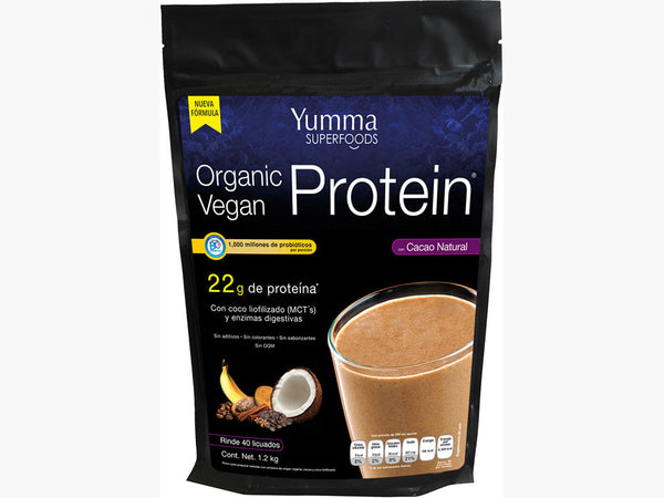 Proteína Cocoa - Superfood Blend Power Protein 1.2 kg