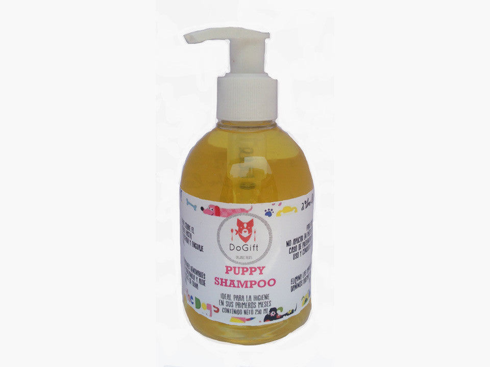 Shampoo Puppy 250 ml.