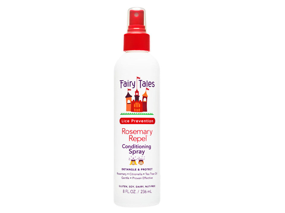 Anti-piojos: Spray acondicionador 236 ml.