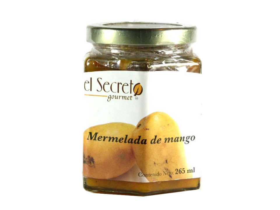 Mermelada de mango 265 ml.