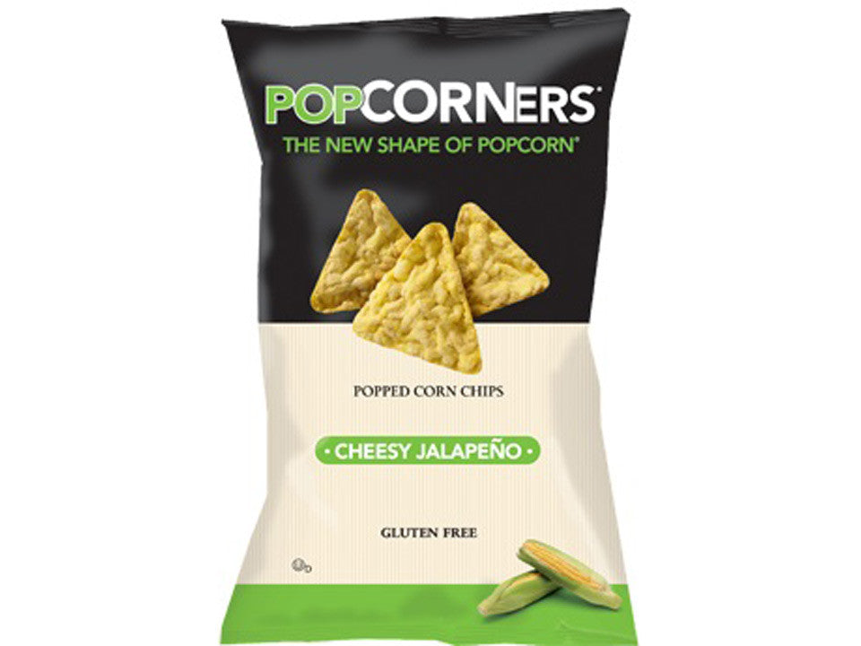 Pop Corners Cheesy Jalapeño 5 oz.