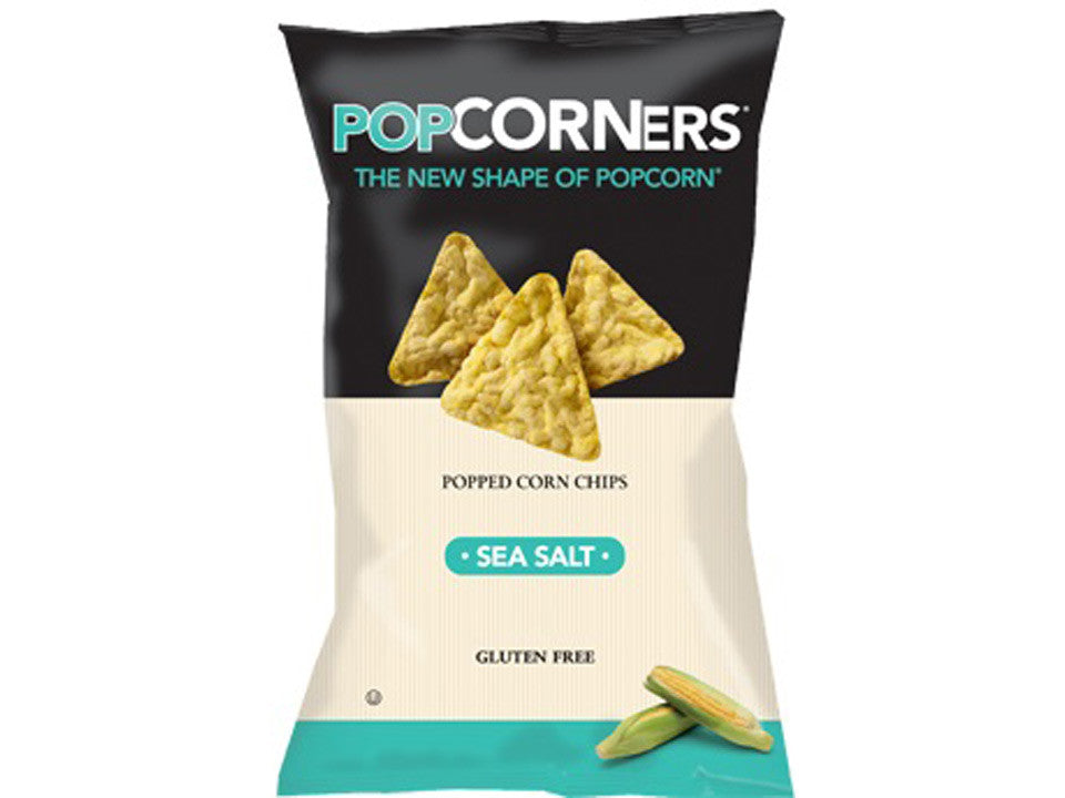 Pop Corners Sea Salt 1oz. (5 pzas)