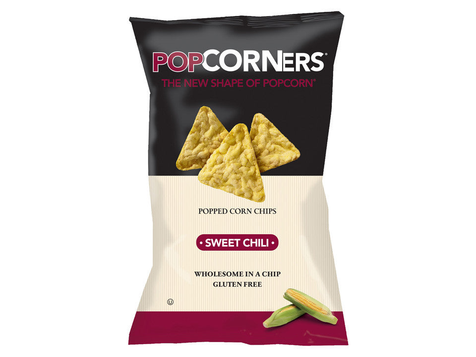 Pop Corners Sweet Chili 1oz. (5 pzas)