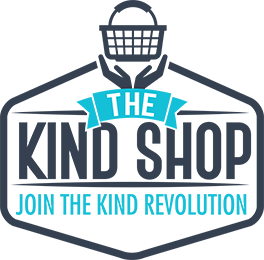 The Kind Shop's retina logo
