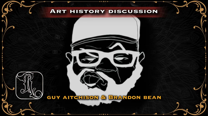 Art History Discussion with Guy Aitchison and Brandon Bean