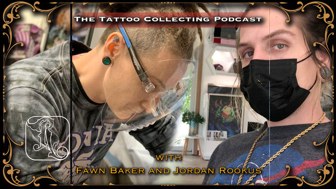 The Tattoo Collecting Podcast #25 - Ben Thomas