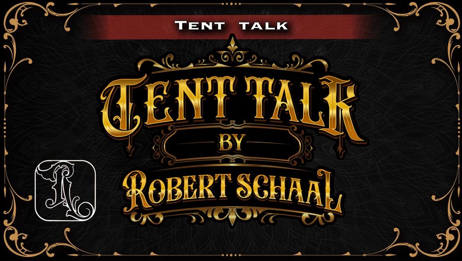 Tent Talk with Rob Shaal
