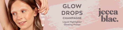 New Limited Edition Glow Drops: Champagne!