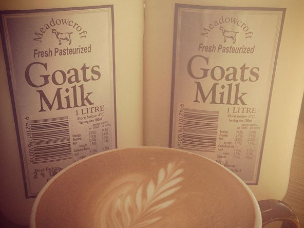 Goats Milk Coffee