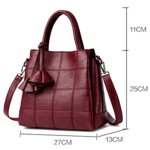 Tote Leather Luxury Handbags For Women Bolsas - Lordlys-Imperials