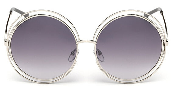 Vintage Oversized Sunglasses For Women - Lordlys-Imperials