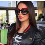 2020 Square Classic Sunglasses For Women - Lordlys-Imperials