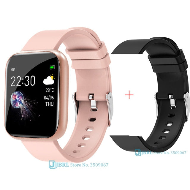 Stainless Steel Smart Watch Women & Men - Lordlys-Imperials