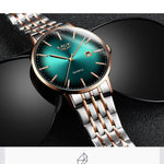Luxury Waterproof Ladies Watch - Lordlys-Imperials