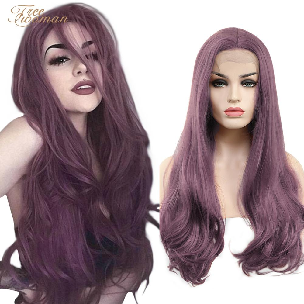 Synthetic Lace Front Wig Fake Hair Extension - Lordlys-Imperials