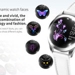 Waterproof Smart Watch For Women - Lordlys-Imperials