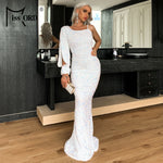 Missord 2021 Sexy One Shoulder Bodycon - Lordlys-Imperials