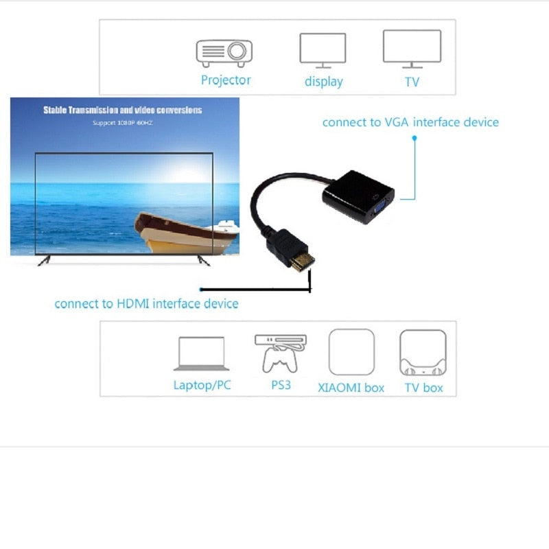 Hdmi to vga cable converter - Lordlys-Imperials