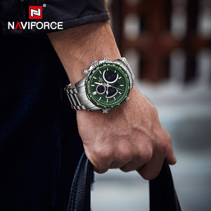 NAVIFORCE Luxury Men Watch - Lordlys-Imperials