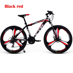 24/26 Inch Mountain Bike Speed Double Shock Off-road Racing Bicycle - Lordlys-Imperials