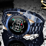 2020 New Steel Smart Watch For Men - Lordlys-Imperials