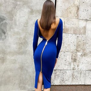 Adyce Bodycon Bandage Dress - Lordlys-Imperials