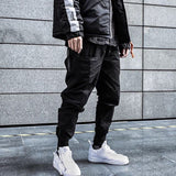 Hip Hop Pencil Pants Men Military Cargo Pants Streetwear Men Trousers Camouflage 2019 Spring Mens Tactics Pant HD065