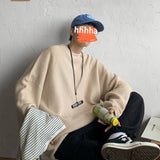 Privathinker 15 Colors Solid Color Men's Sweater Coat 2020 Winter New Woman Clothing Korean Streetwear Male Fashion Sweaters