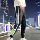 New Fashion Men Jogging Pants Hip Hop Streetwear Men Sweatpants Casual Harem Pants Men Elastic Waist Track Pants Trousers