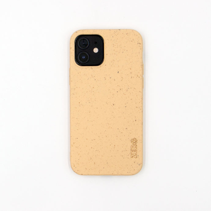 Beach Yellow Eco-Friendly iPhone Case - ZERO Case