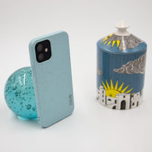 Load image into Gallery viewer, Sea Blue Eco-Friendly iPhone Case - ZERO Case