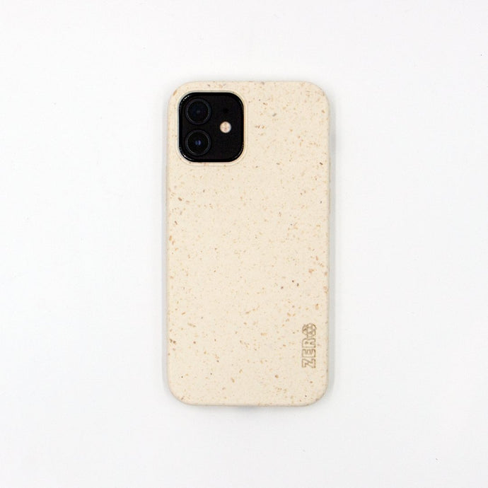 SPF White Eco-Friendly iPhone Case - ZERO Case