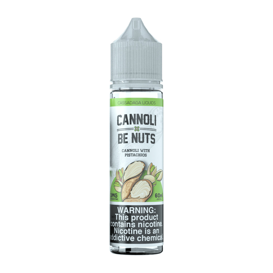 Cassadaga - Cannoli Be Nuts - 60mL