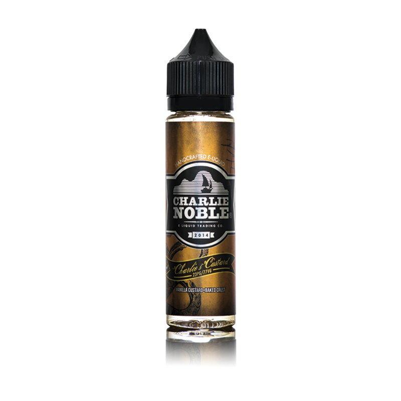 Charlie Noble - Charlie's Custard - 60mL